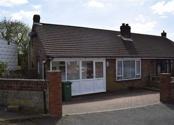 Thumbnail 2 bed semi-detached bungalow for sale in Coghurst Road, Hastings, East Sussex