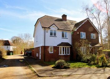 Thumbnail 3 bed semi-detached house to rent in St George's Place, Benenden, Kent