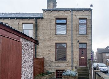 Thumbnail 2 bedroom end terrace house for sale in Yews Hill Road, Lockwood, Huddersfield, West Yorkshire