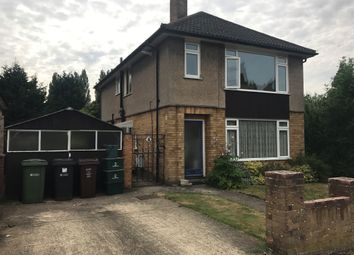 Thumbnail 2 bed maisonette for sale in Reynards Way, Bricket Wood, St. Albans