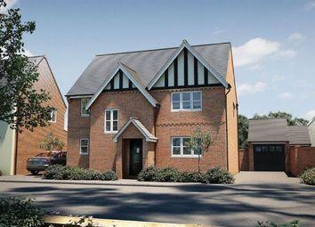 Thumbnail 4 bedroom detached house for sale in Brampton Lane, Buckton Fields, Northampton