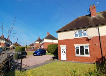 Thumbnail 2 bed semi-detached house for sale in Jubilee Road, Congleton