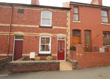 Thumbnail 2 bed end terrace house for sale in Gittin Street, Oswestry