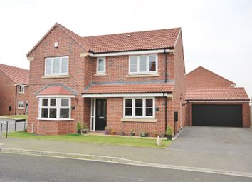 Thumbnail 4 bed property for sale in Pond Lane, Thorpe Willoughby, Selby
