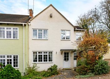 Thumbnail 4 bed end terrace house for sale in Heath Farm Court, Grove Mill Lane, Watford, Hertfordshire