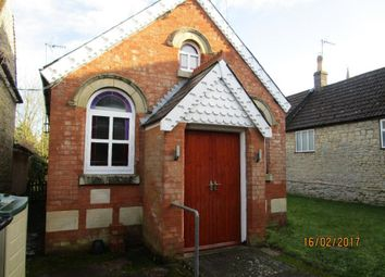 Thumbnail 1 bed detached house to rent in Gold Street, Podington