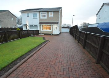 Thumbnail 2 bedroom semi-detached house for sale in Loudon Crescent, Kilwinning, North Ayrshire
