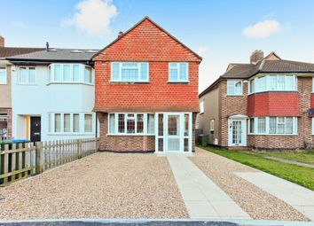 Thumbnail 3 bed end terrace house for sale in Sparrows Lane, London