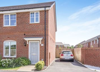 Thumbnail 3 bed semi-detached house for sale in Shearing Crescent, Nuneaton