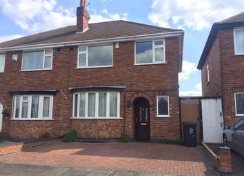 3 bed semi-detached house to rent in Rossett Drive, Leicester LE4
