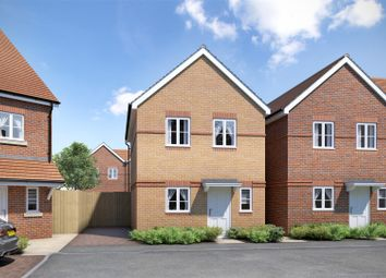 Thumbnail 2 bed detached house for sale in Greenleaf Gardens, Polegate