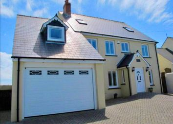 Thumbnail 5 bed detached house to rent in Highfield House, Newgale