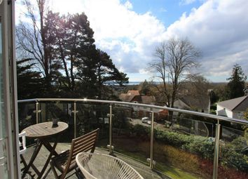 Thumbnail 2 bed flat to rent in Springfield Road, Parkstone, Poole