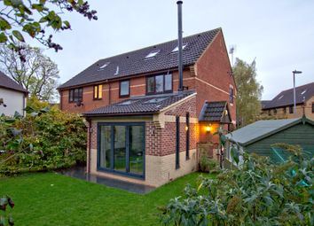 Thumbnail 1 bed end terrace house for sale in Stott Gardens, Cambridge