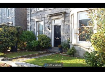 Thumbnail 2 bed flat to rent in Burns Road, Aberdeen