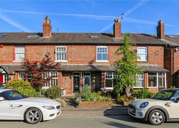 Thumbnail 3 bed terraced house for sale in Heyes Lane, Alderley Edge