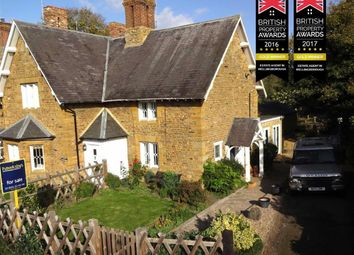 Thumbnail 2 bedroom end terrace house for sale in Sywell, Northampton
