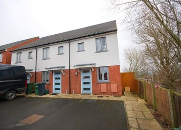 Thumbnail 2 bed end terrace house for sale in Graces Field, Stroud