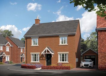Thumbnail 3 bed detached house for sale in Vicarage Road, The Welland, Chiltern View, Pitstone