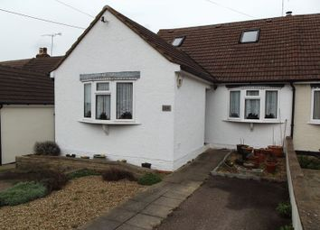 Thumbnail 4 bedroom semi-detached bungalow for sale in New Road, South Darenth, Dartford