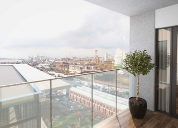 Thumbnail 1 bed semi-detached house for sale in Columbus Quay, Riverside Drive, Liverpool