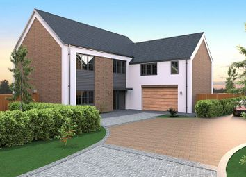 Thumbnail 5 bed detached house for sale in Maple Gardens, Drayton Road, Milton