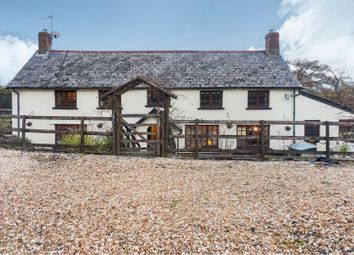 Thumbnail 5 bed detached house for sale in Rackenford, Tiverton
