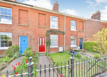 Thumbnail 3 bed terraced house for sale in Russell Terrace, Trowse, Norwich
