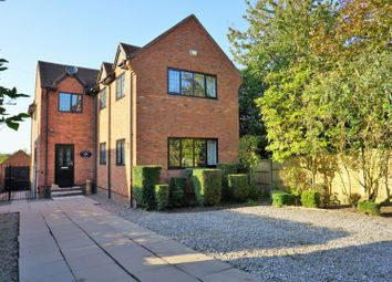 Thumbnail 4 bed detached house for sale in Little Tixall Lane, Stafford