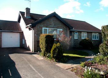 Thumbnail 3 bed detached bungalow for sale in East Grange Close, Scruton, Northallerton