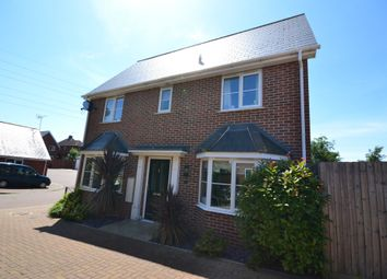 Thumbnail 4 bed link-detached house to rent in Oak Tree Gardens, Colchester