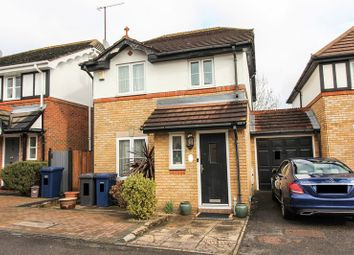 Thumbnail 3 bed detached house for sale in Partridge Close, Barnet