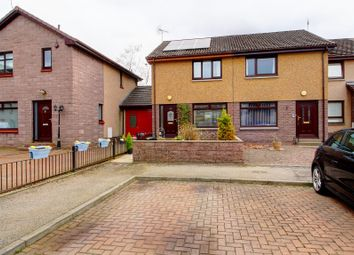Thumbnail 2 bed end terrace house for sale in Hutcheon Low Drive, Aberdeen