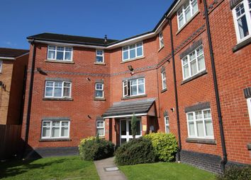 Thumbnail 2 bedroom flat for sale in Linnyshaw Close, Bolton