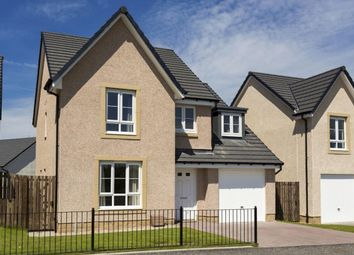 "Thumbnail 4 bed detached house for sale in ""Drummond"" at Cortmalaw Crescent, Robroyston, Glasgow"