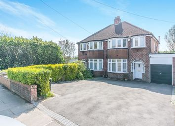 Thumbnail 3 bedroom semi-detached house for sale in Court Oak Road, Quinton, Birmingham