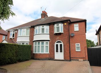 Thumbnail 4 bed semi-detached house for sale in Kimberley Road, Nuthall, Nottingham