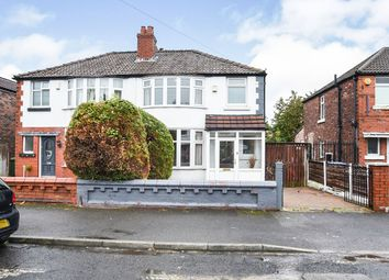 Delacourt Road, Manchester, Greater Manchester M14. 3 bed semi-detached house