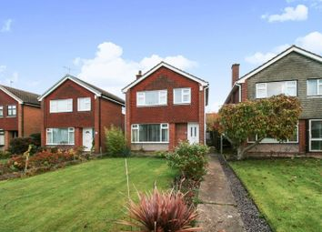 Thumbnail 3 bed detached house for sale in Loxton Court, Mickleover, Derby