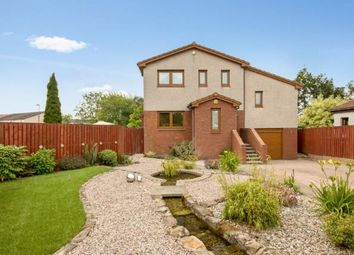 Thumbnail 5 bed detached house for sale in Hermand Gardens, West Calder, West Lothian