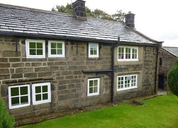 Thumbnail 4 bed farmhouse to rent in Dobroyd Road, Todmorden