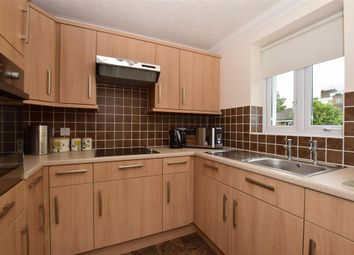 Thumbnail 1 bed flat for sale in Brambledown Road, Wallington, Surrey