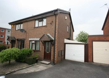Thumbnail 2 bedroom semi-detached house to rent in Brunel Close, Stretford, Manchester