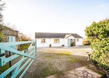 Thumbnail 2 bed detached bungalow to rent in Chapel Amble, Wadebridge