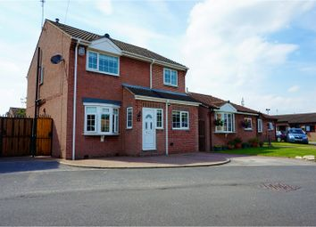 Thumbnail 5 bed detached house for sale in Broadwater Drive, Doncaster