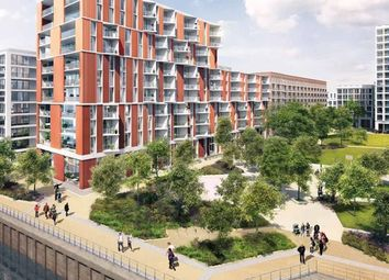 Thumbnail 1 bed flat to rent in Carrick House, Royal Wharf, Docklands