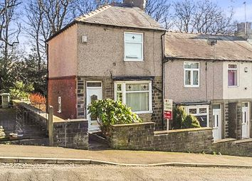 Thumbnail 2 bedroom end terrace house for sale in Birks Road, Longwood, Huddersfield