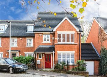 Thumbnail 4 bed semi-detached house for sale in Clementine Walk, Woodford Green
