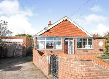 Thumbnail 3 bed detached bungalow for sale in Arnolds Lane, Sutton At Hone