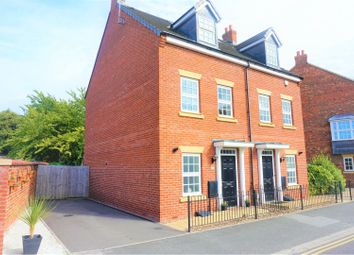 Thumbnail 3 bed semi-detached house for sale in St. Nicholas Road, Beverley